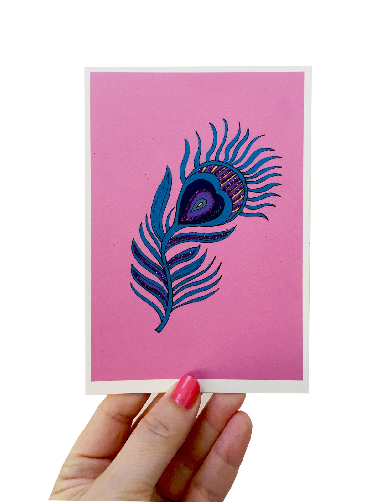 Feather India Card