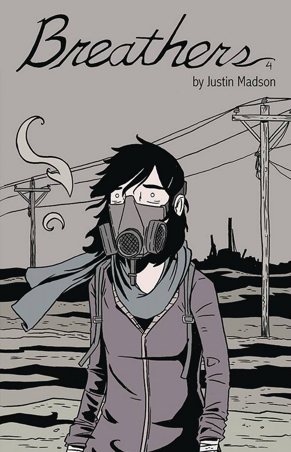 Image of BREATHERS #4 (COVER B)