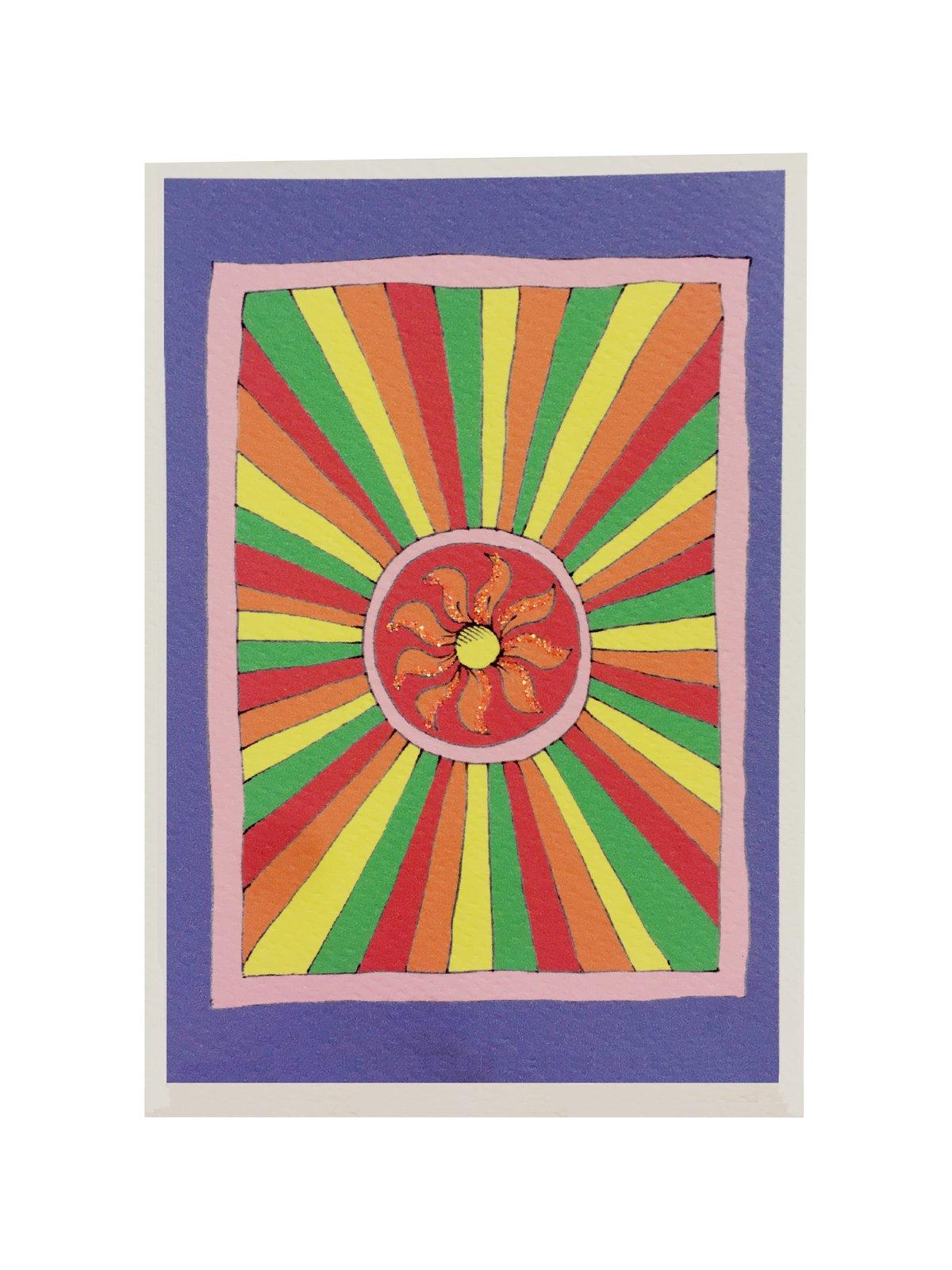 Sunburst India Card