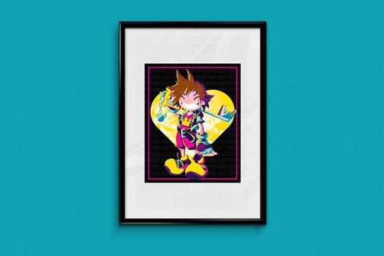Image of Neon Sora