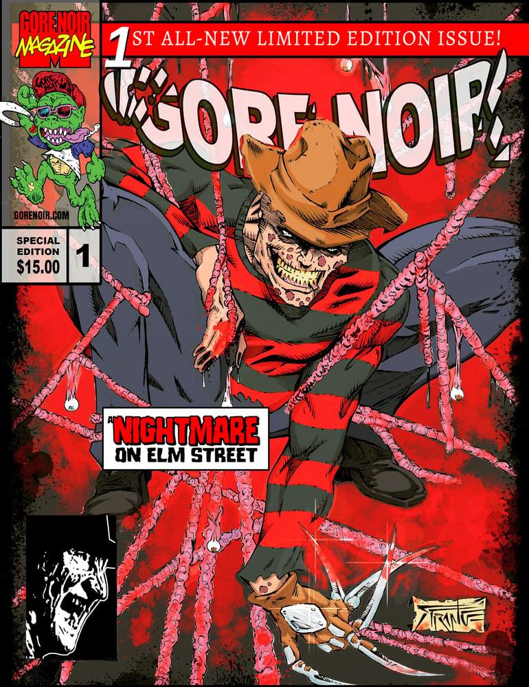 Image of Nightmare on Elm Street LE Re-Release Package