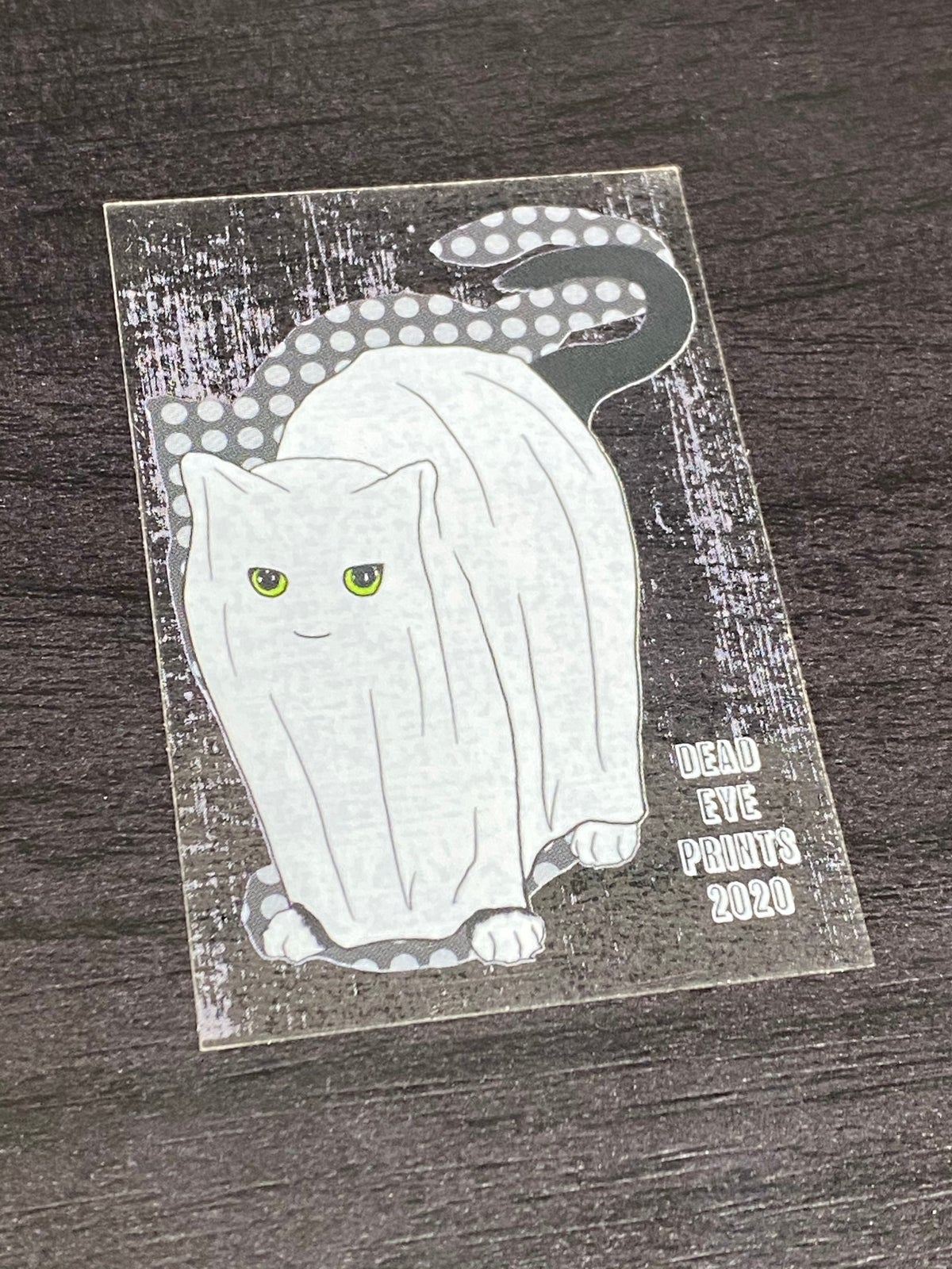 Image of Halloween Cat stickers