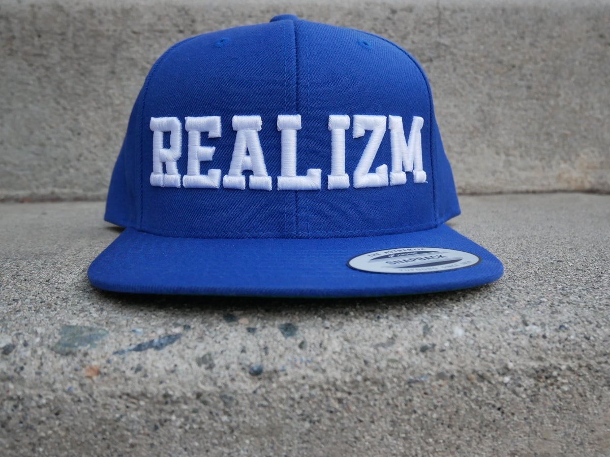 Image of *New* Realizm Custom Snapback Hats