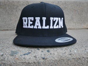 Image of *New* Realizm Custom Snapback Hats