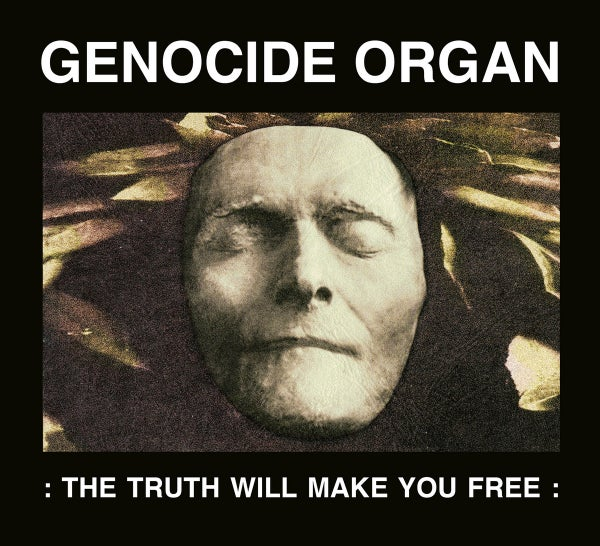 Image of GO - The Truth Will Make You Free CD