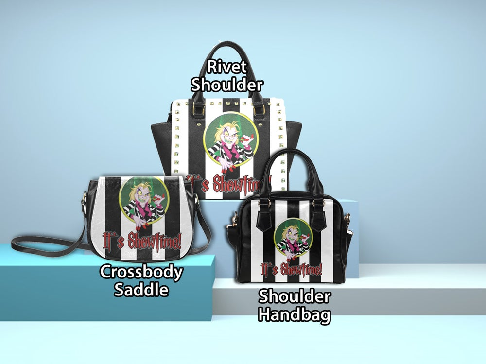 Image of Beetlejuice Handbags
