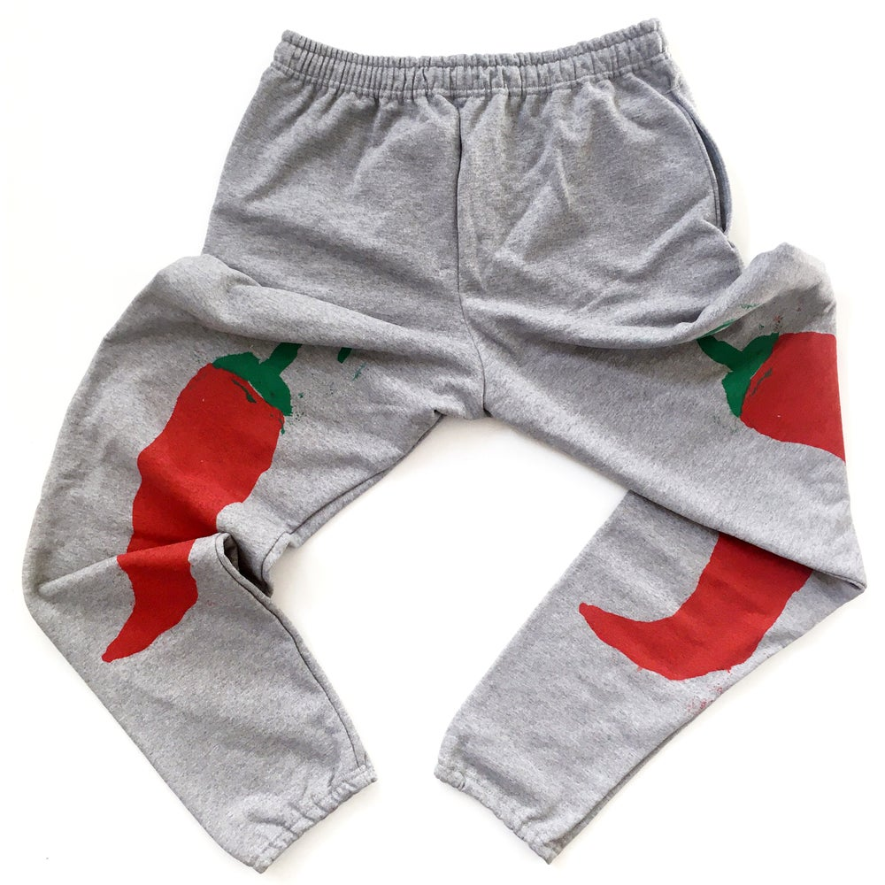 Chili Pepper Sweatpants