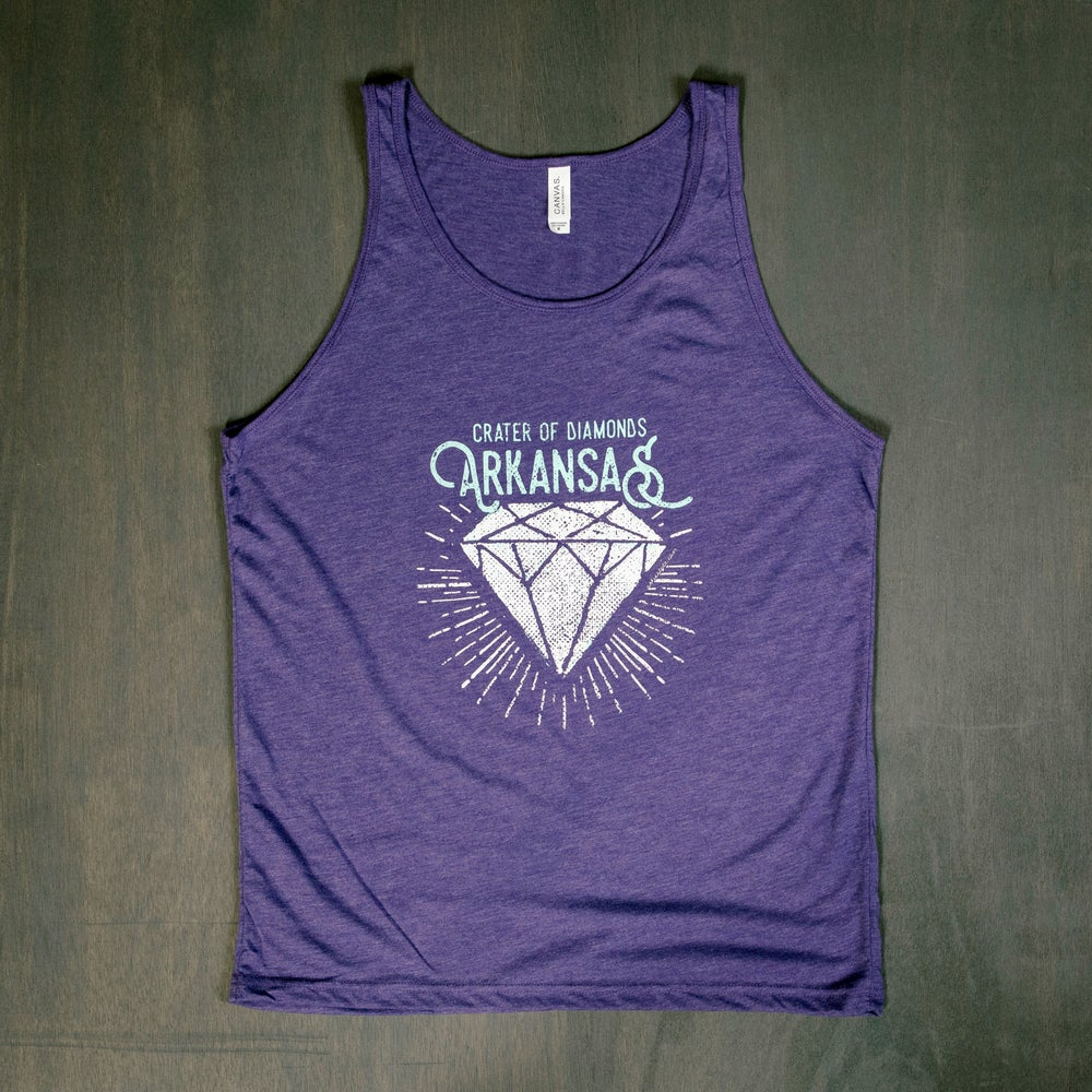 Image of Crater of Diamonds Tank