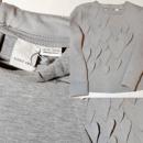 Image 3 of Cut Out My Heart Sweatshirt & Vintage Bangle Bundle