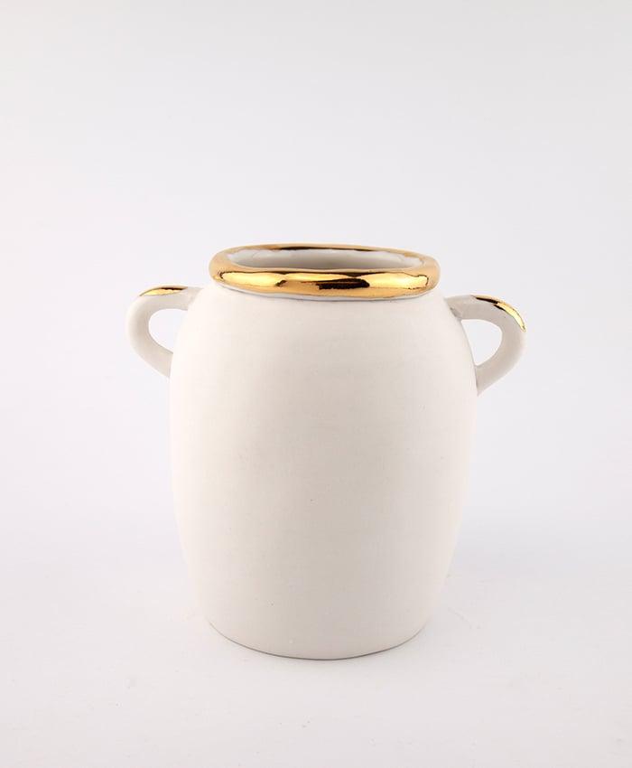 Porcelain Pot no 1