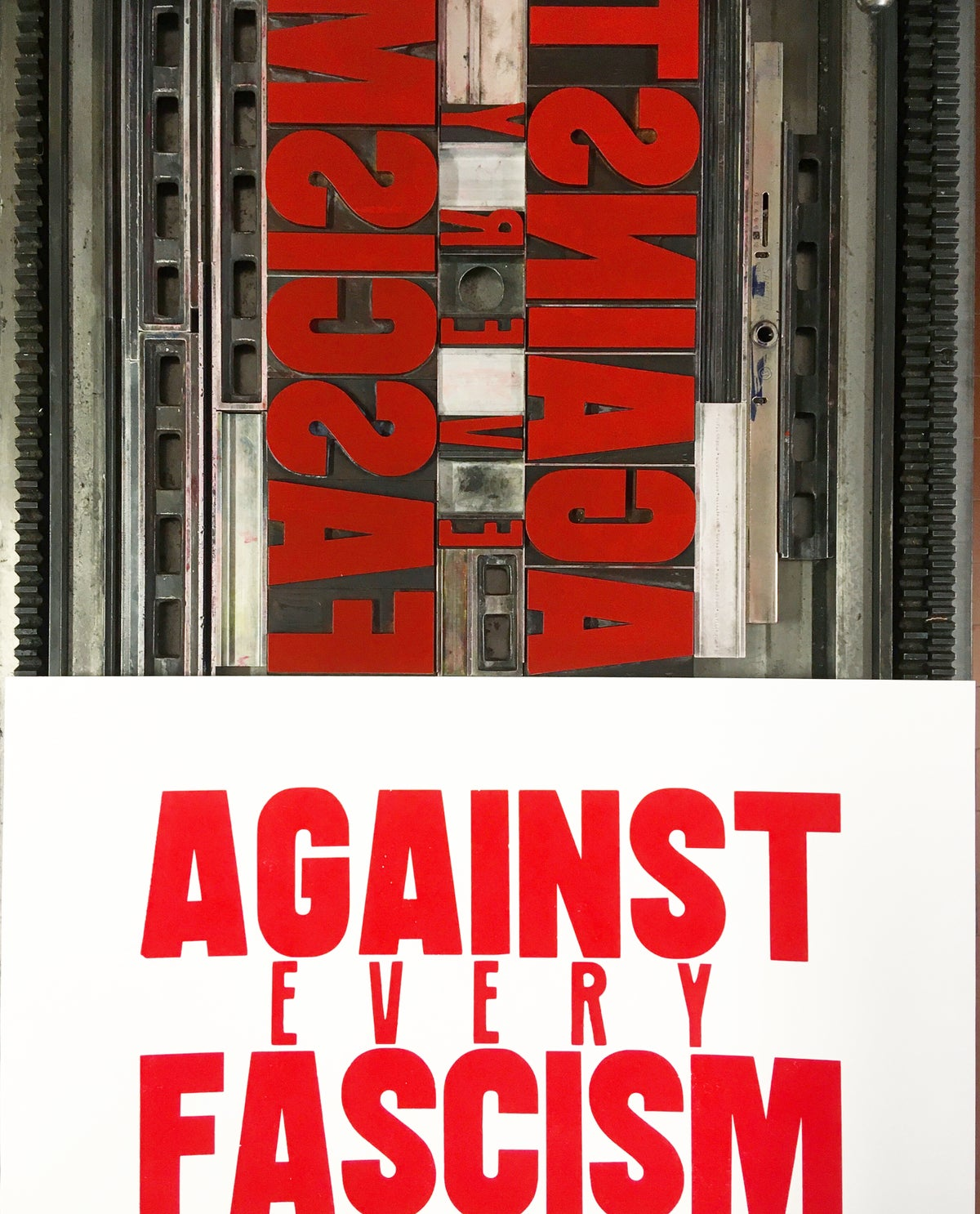 Image of AGAINST EVERY FASCISM