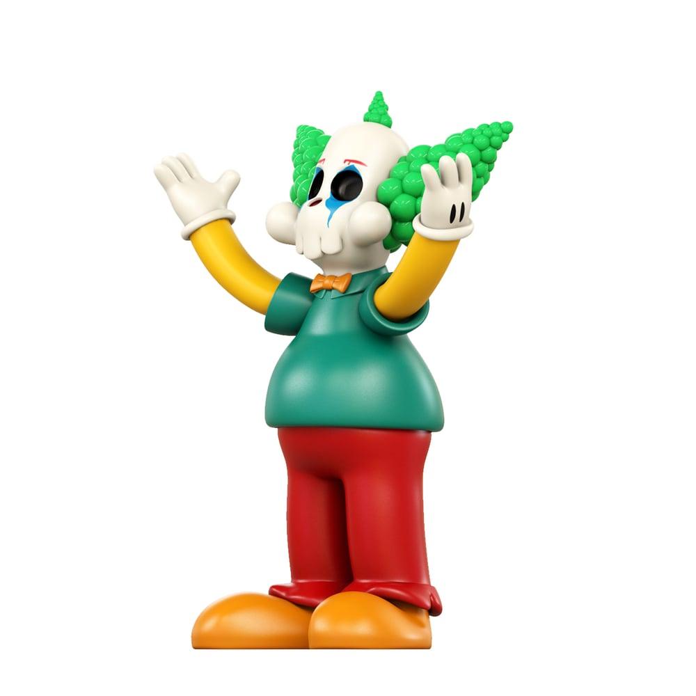 Image of [Preorder] Skulltoons The Clown - Joker edition