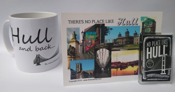 Image of To Hull & Back Pack