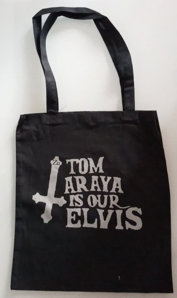 "Zu ""Tom Araya is our Elvis"" Shopper"
