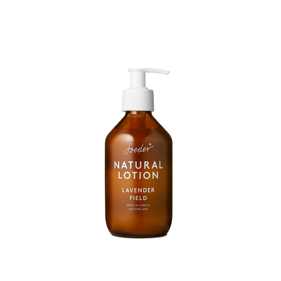 Image of SOEDER Natural Lotion Lavender (250ml)