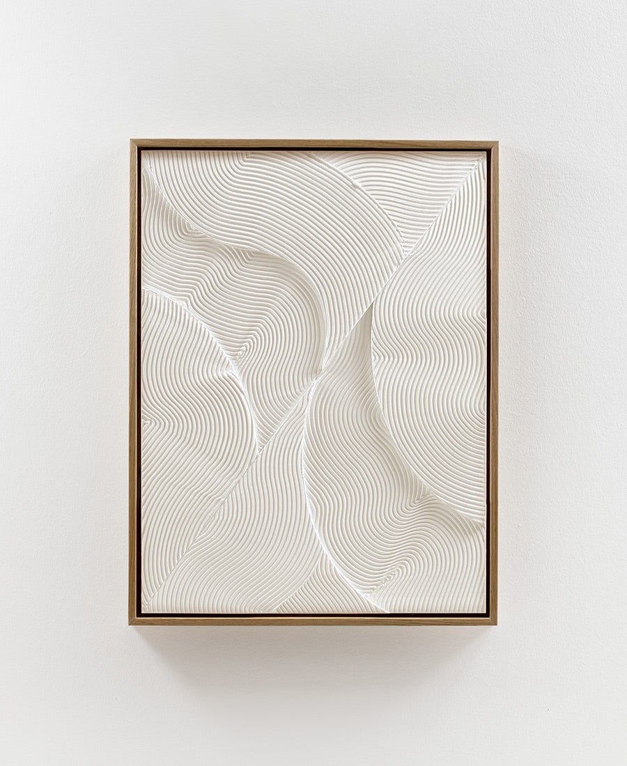 Image of Relief · Curves No. 4 (sold)