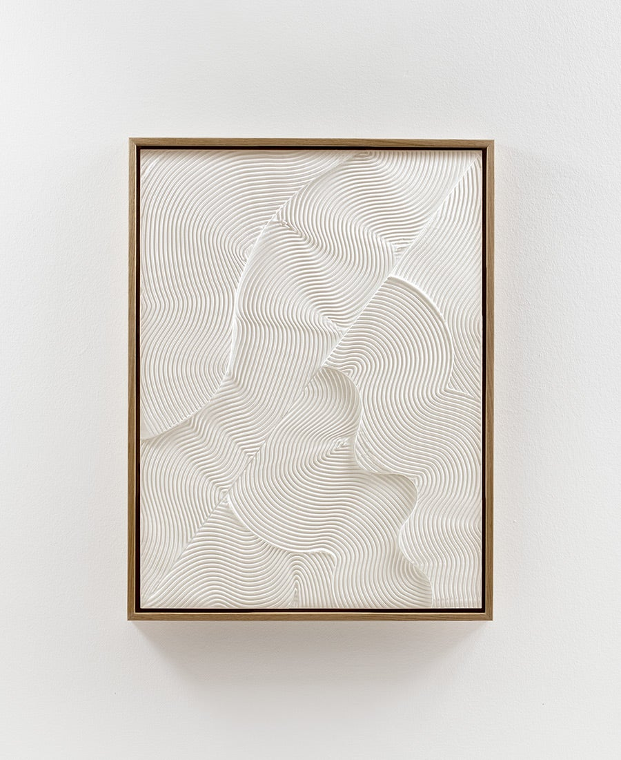 Image of Relief · Curves No. 5 (sold)
