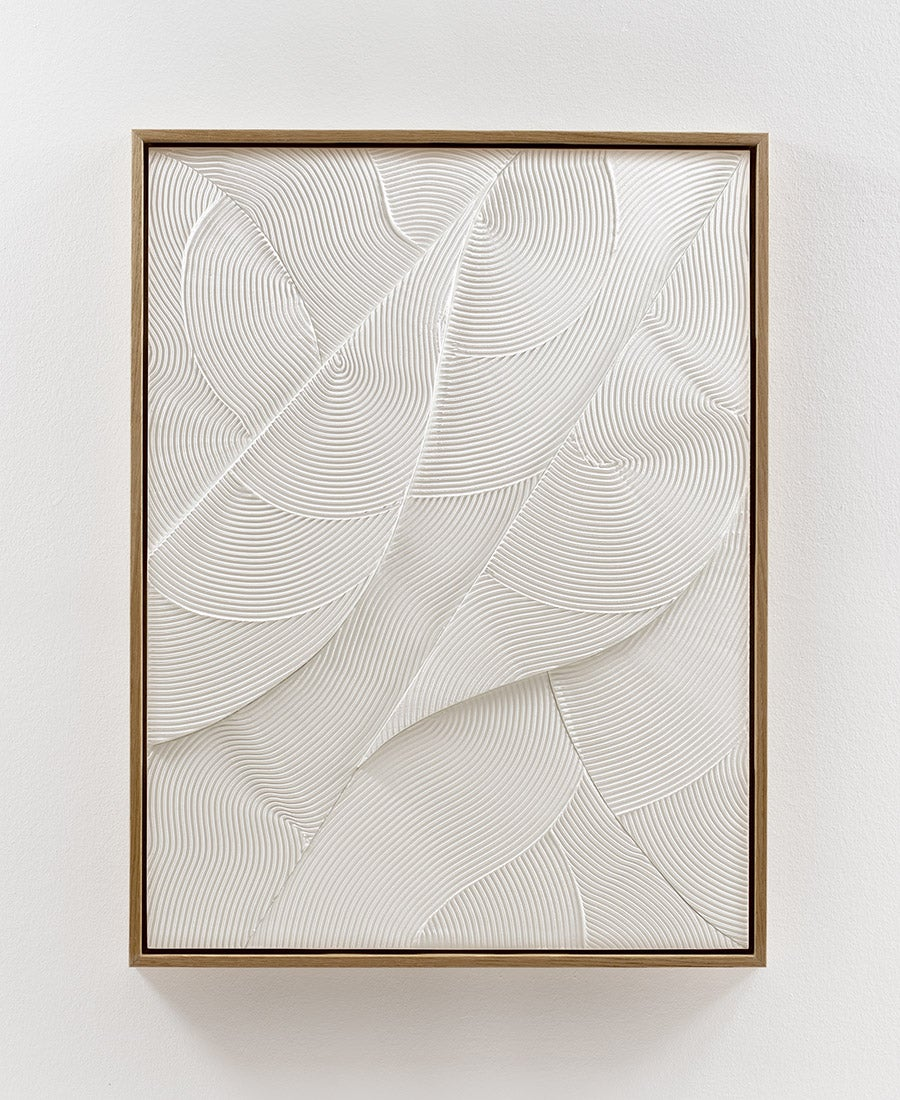 Image of Relief · Curves No. 2 (sold)