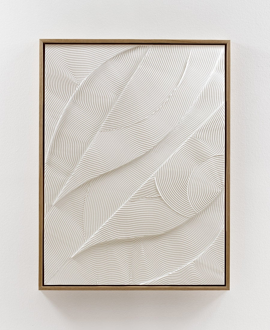 Image of Relief · Curves No. 3 (sold)