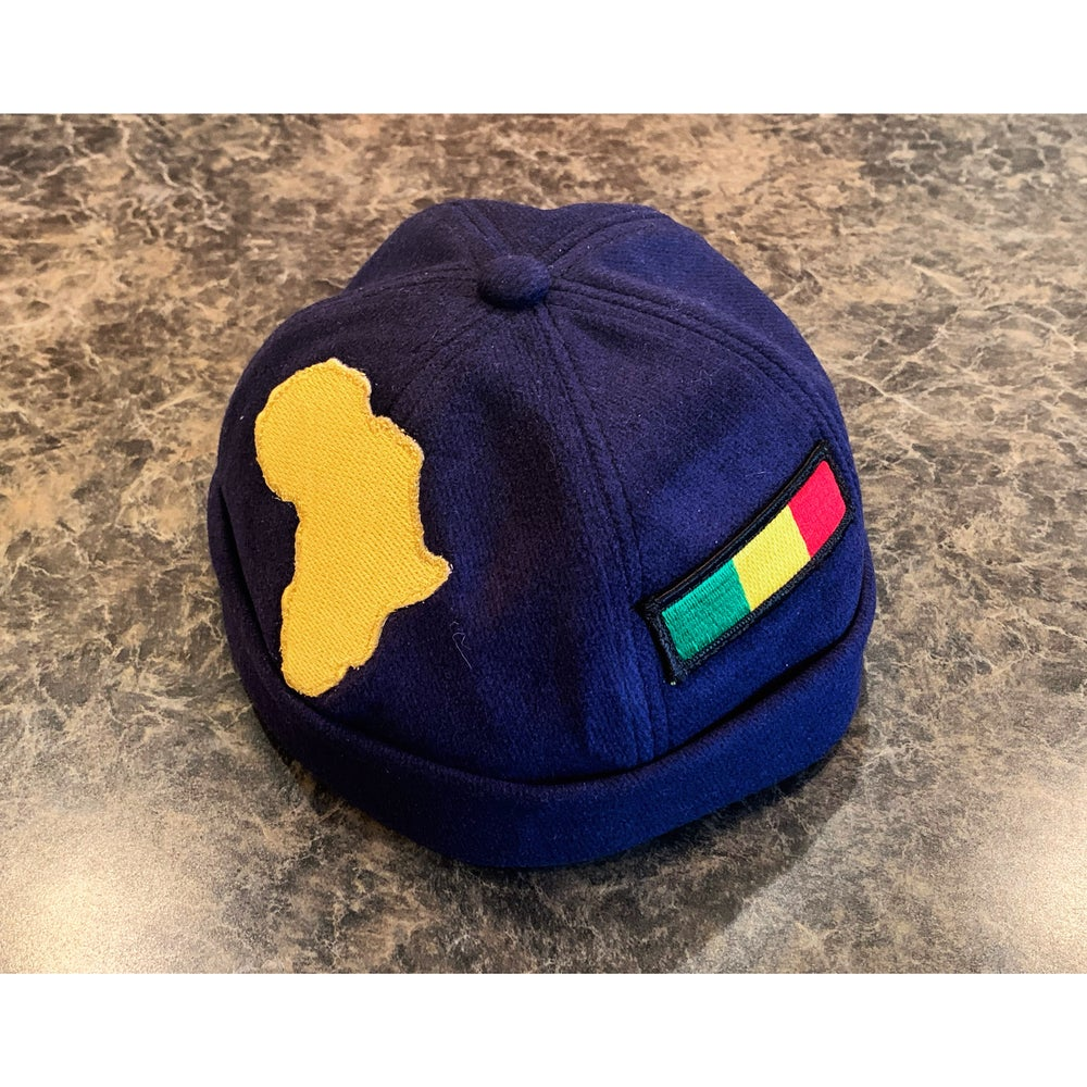 Image of Gold rush Beanie(1 of a kind)