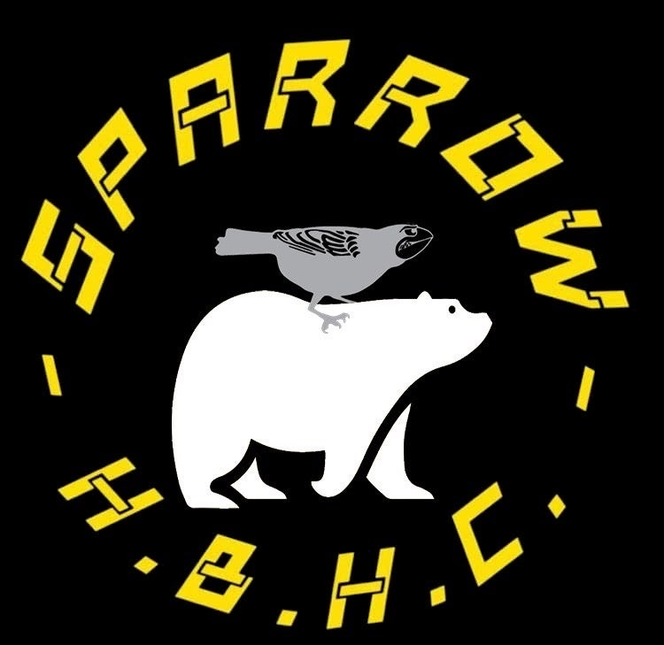 Image of Hungry Bear Hardware Co. x Sparrow Bearing Collab Bearings!