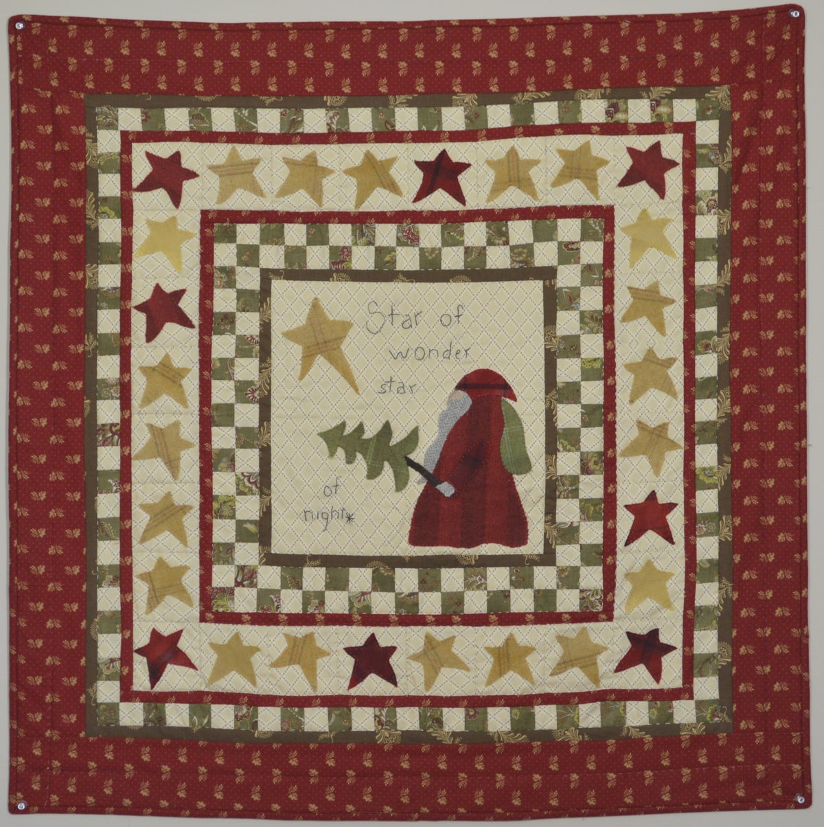 Star of Wonder Kit and Pattern