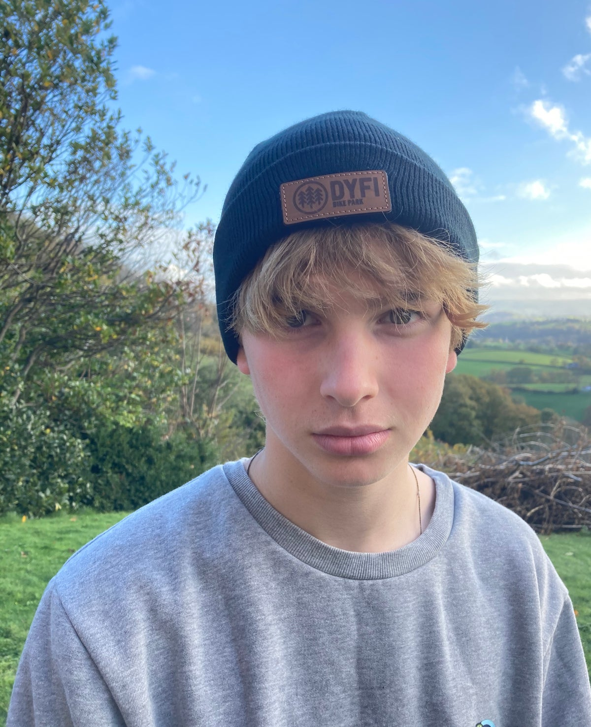 Image of The Black Beanie