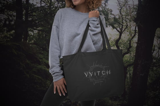 Image of VVITCH Large organic tote bag