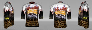 Image of KK Mountain Bike Jersey 3/4 sleeve