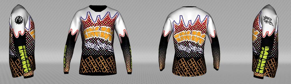 Image of KK Mountain LS Bike Jersey