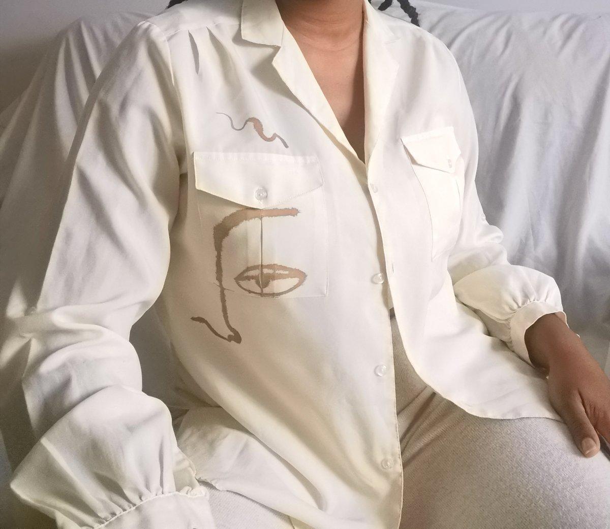 Image of bearnice blouse