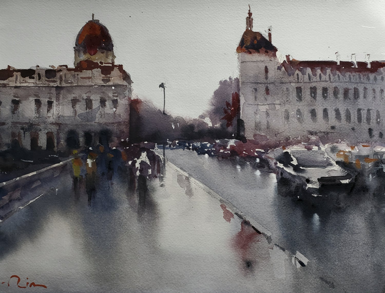 Image of Pont au Change prints