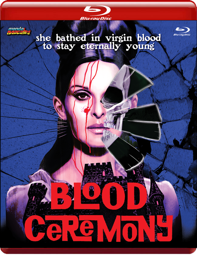Image of BLOOD CEREMONY - Limited Red Case Edition