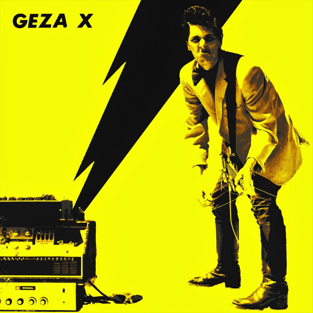 Image of GEZA X - Practicing Mice 7""