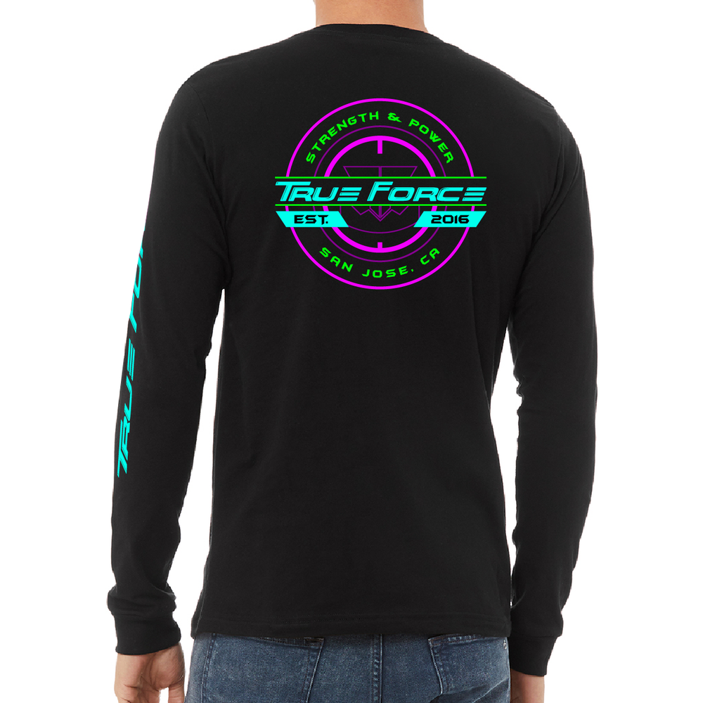 Image of Premium Neon Long-Sleeve