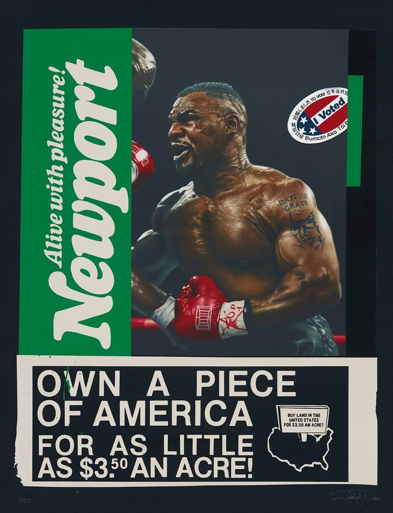 "Image of ""A Piece of America"" Giclée Print"