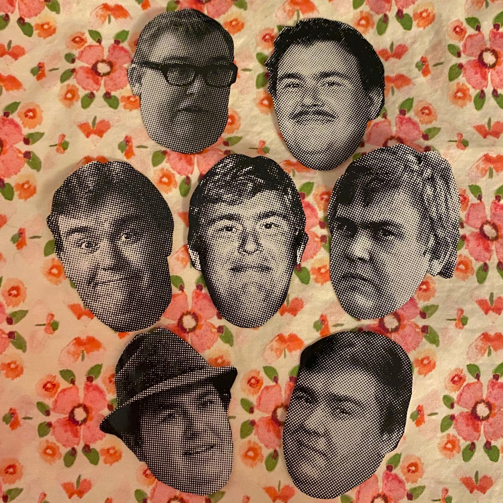 Image of John Candy sticker pack