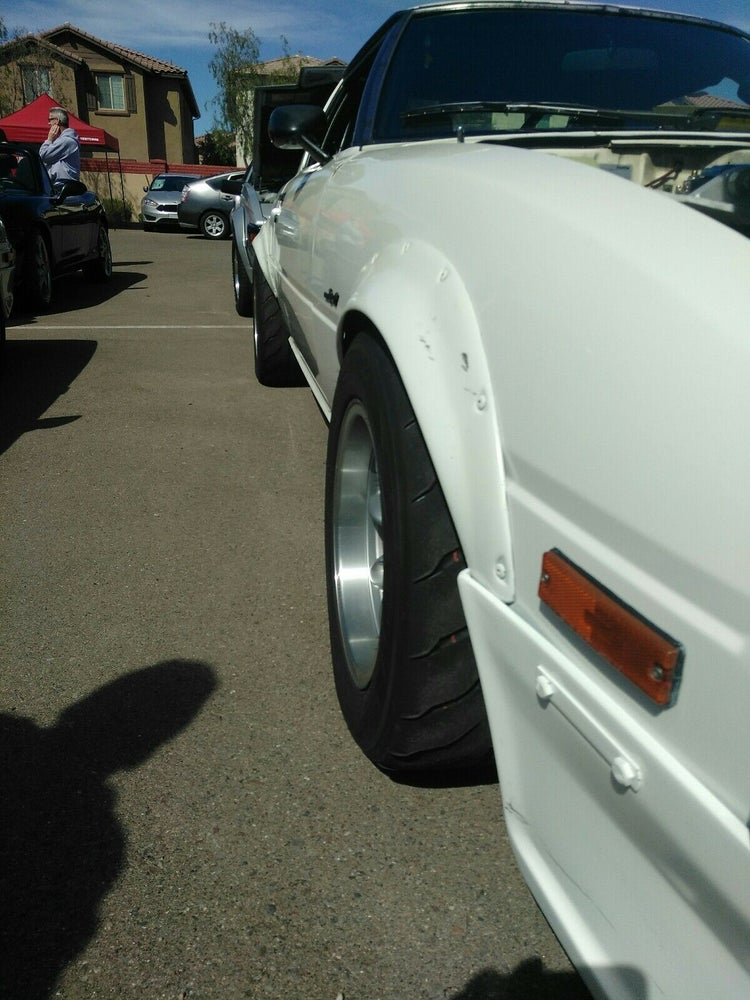 Image of Rx7 flares