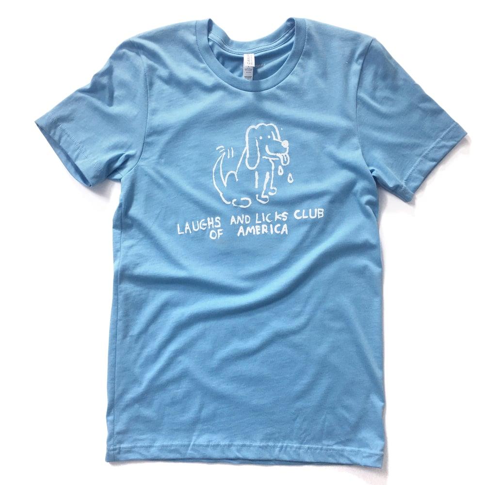 Laughs & Licks Club T-shirt