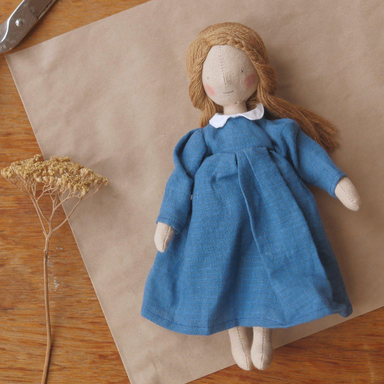 Image of Heirloom Doll (23cm) - Elspeth