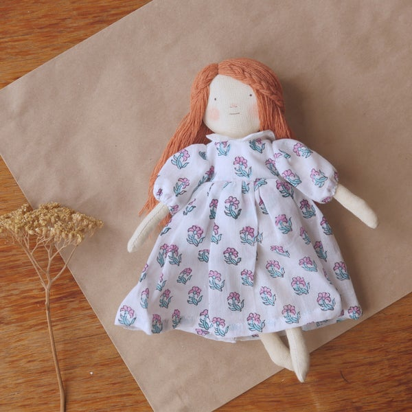 Image of Courage Doll (23cm) - Georgina