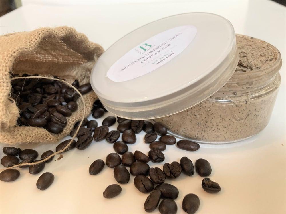 Image of Mocha Mami Coffee Scrub - Body Scrub