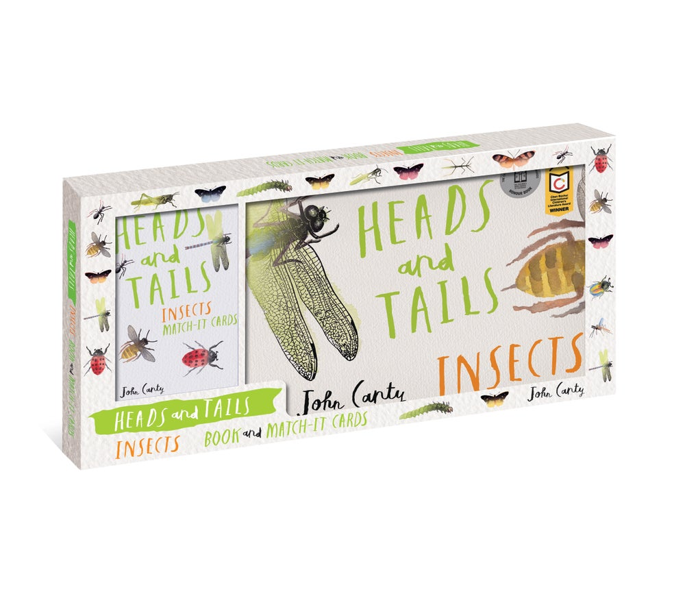Image of Heads and Tails Insects gift pack