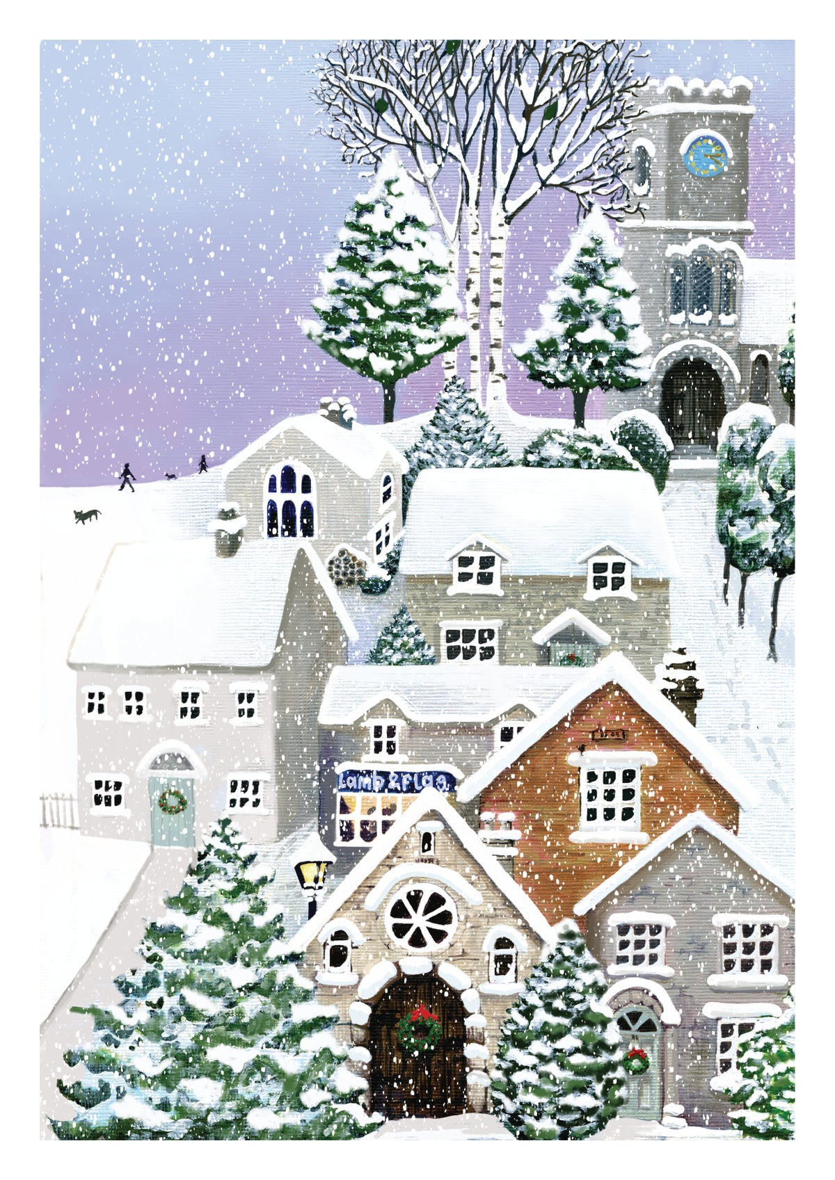 First Snow 6 Card Bundle