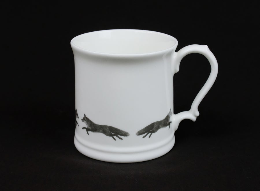 Image of Casey Allum - 'Fox' Tankard