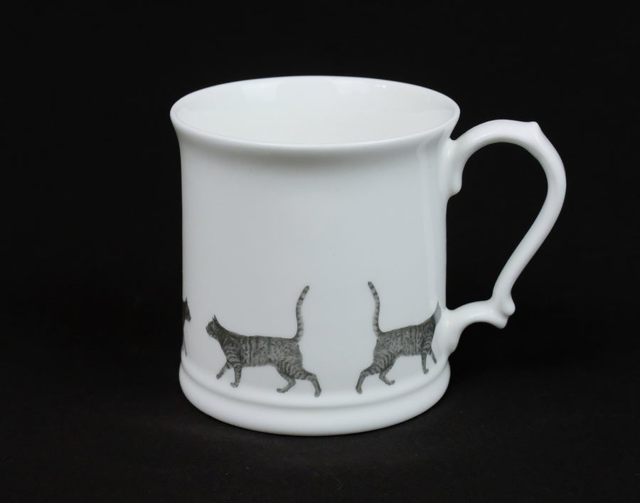 Image of Casey Allum - 'Cat' Tankard