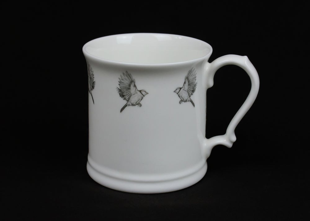 Image of Casey Allum - 'Bird' Tankard