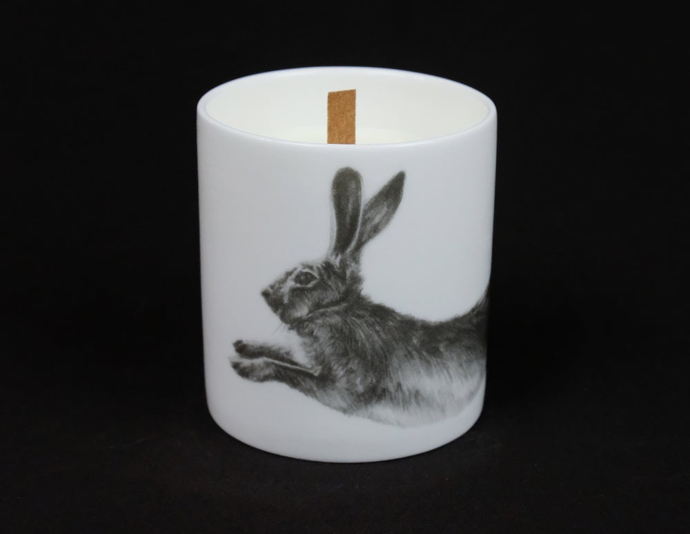 Image of Casey Allum - 'Hare' Soy Wax Candle