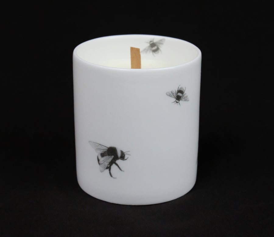 Image of Casey Allum - 'Bumble Bee' Soy Wax Candle
