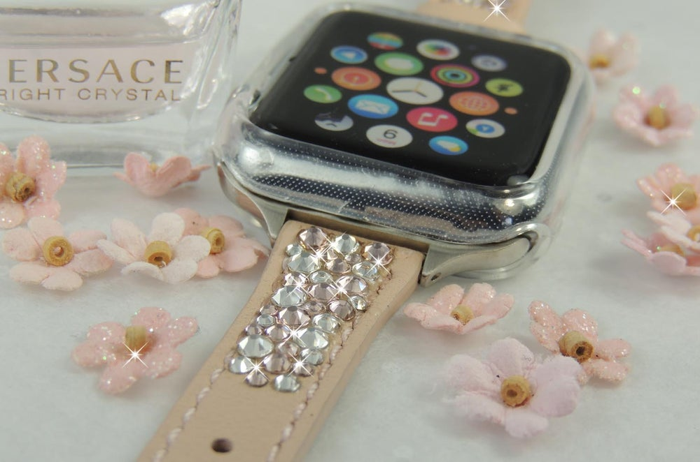 Image of Slim Apple Watch Strap